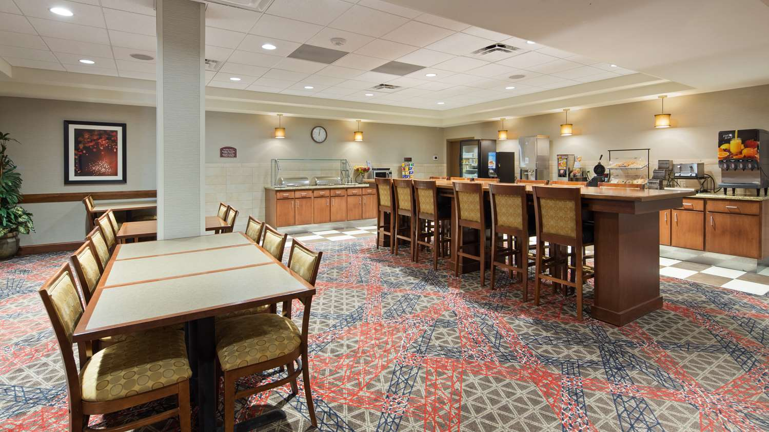 Restaurant - Best Western Plus Hotel Willmar