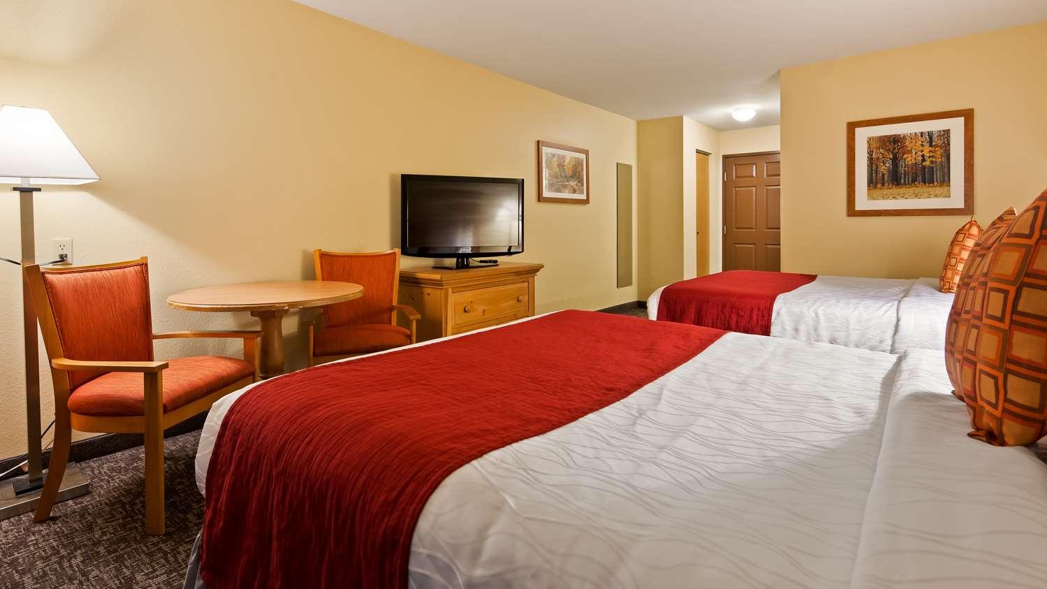 Room - Best Western Plus Spirit Mountain Proctor