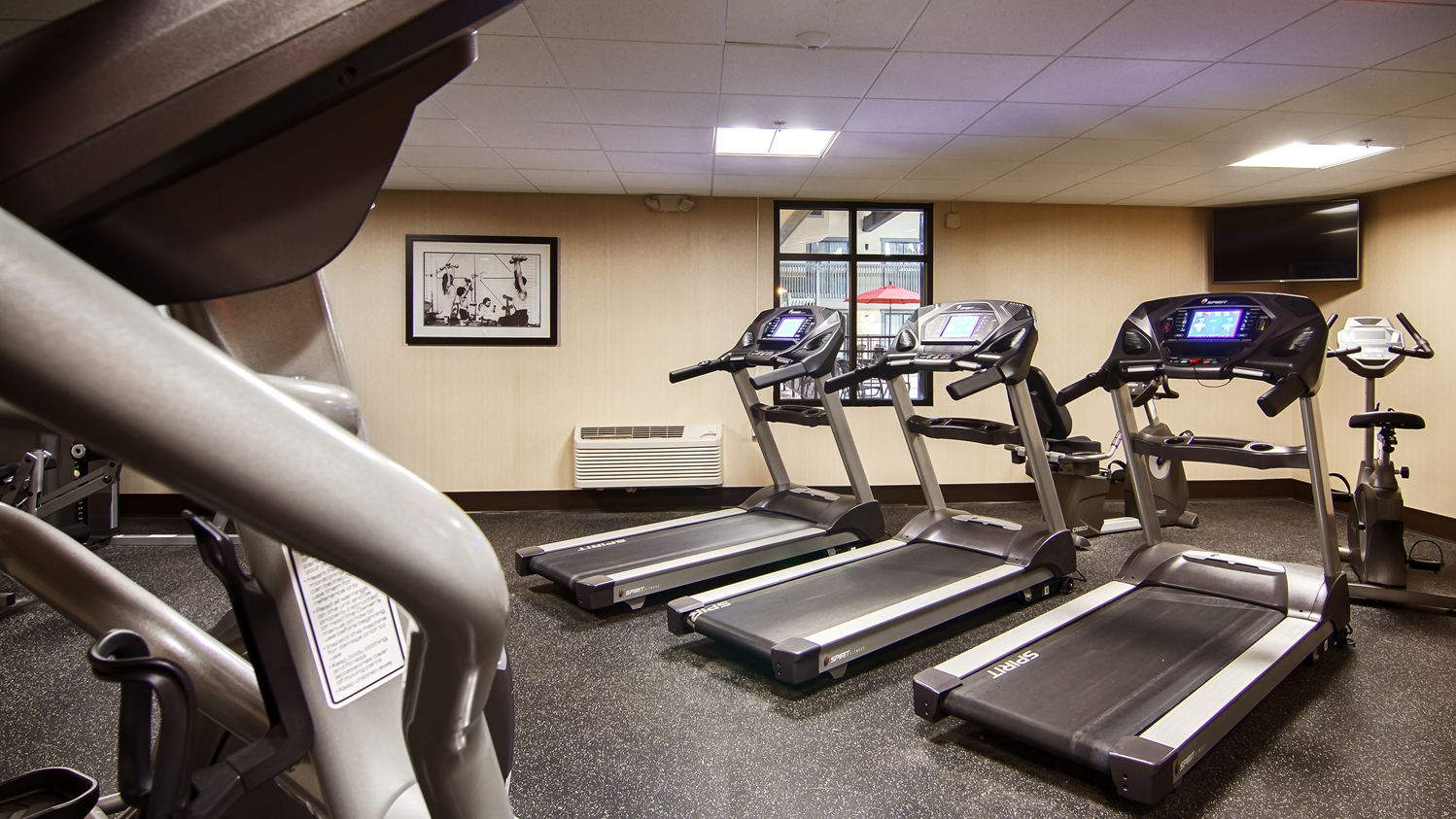 Fitness/ Exercise Room - Best Western Plus Hotel New Ulm