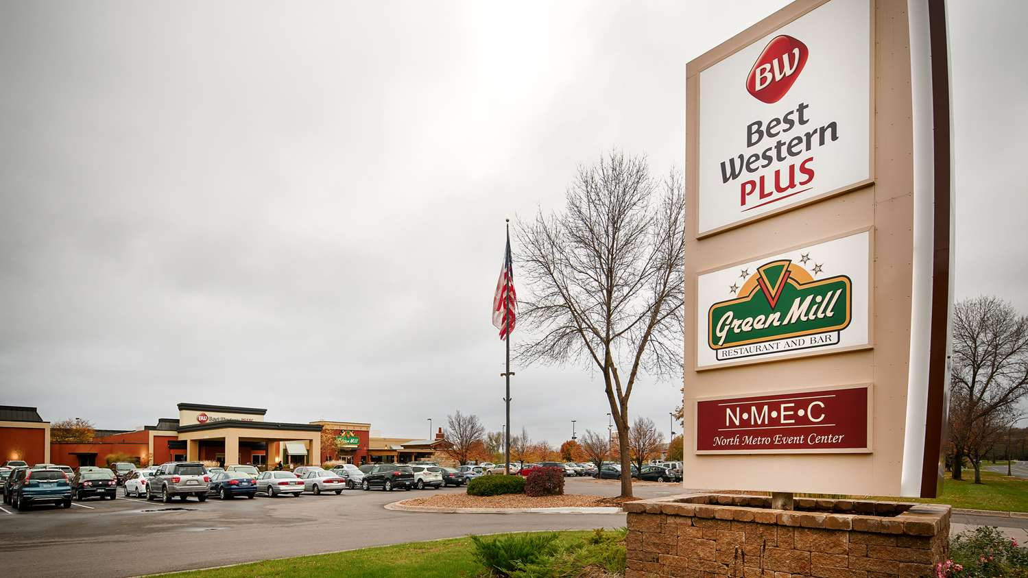 Exterior view - Best Western Plus Hotel Shoreview