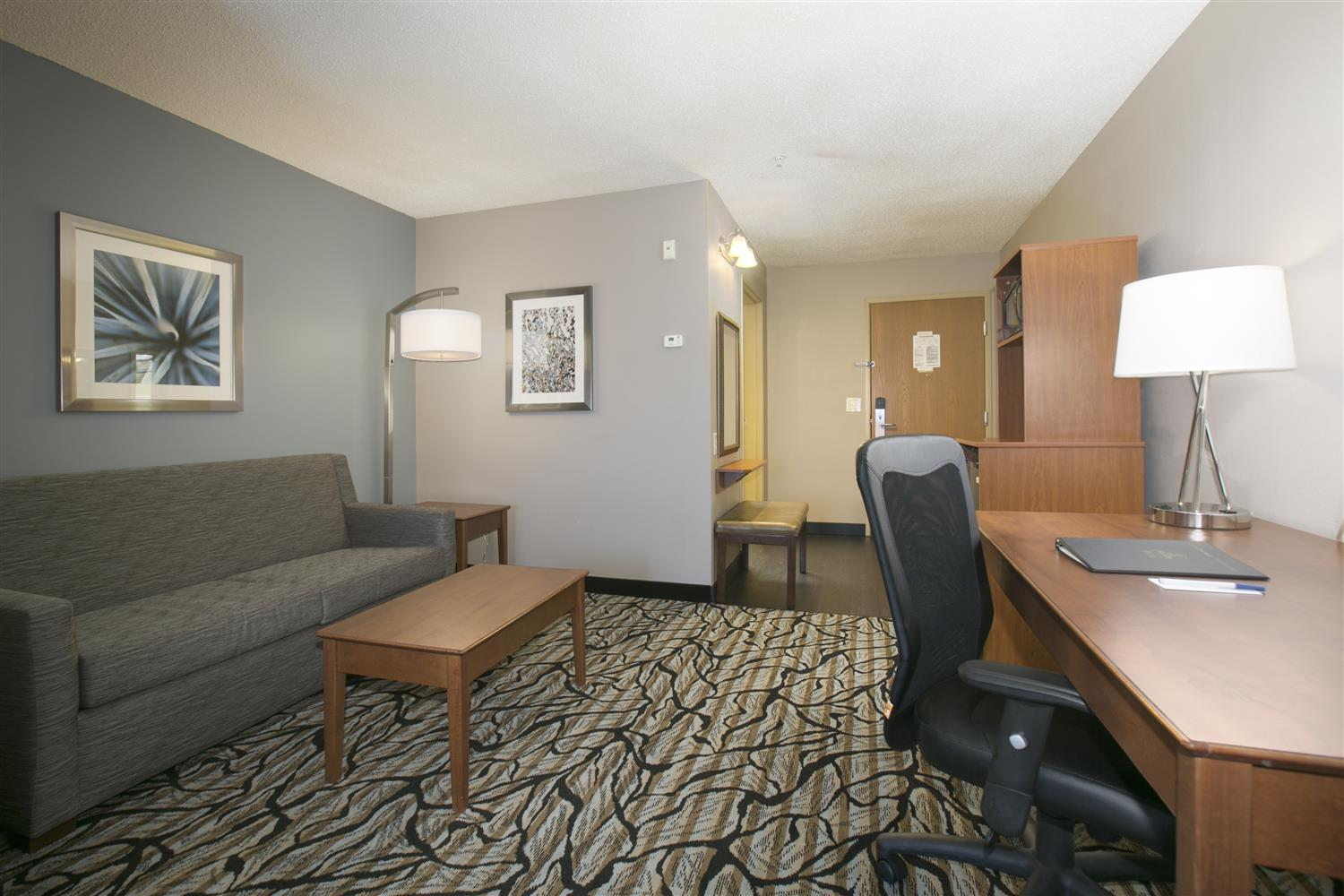 Room - Best Western Plus Blaine Hotel National Sports Center