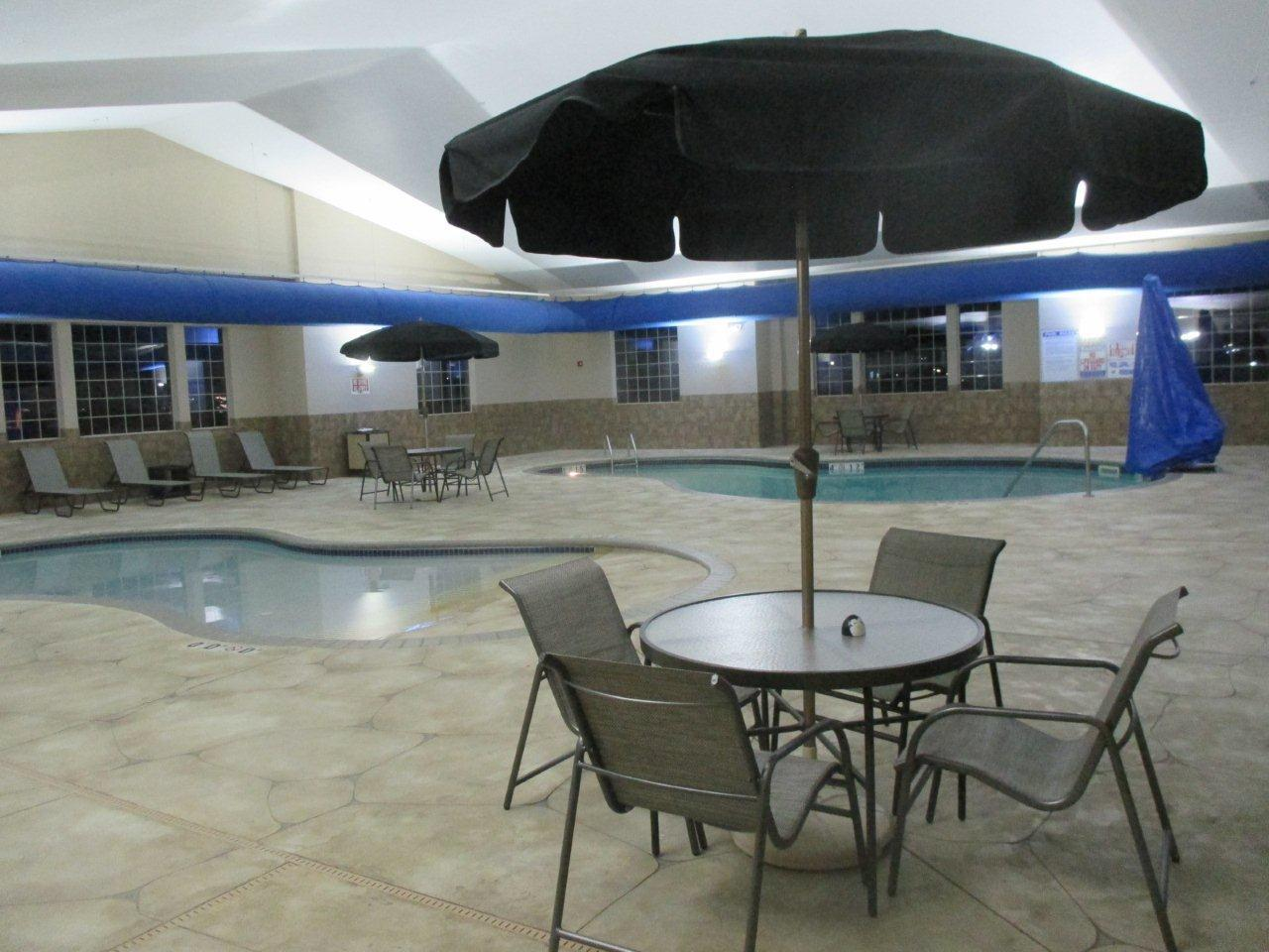 Pool Best Western Plus Blaine Hotel National Sports Center