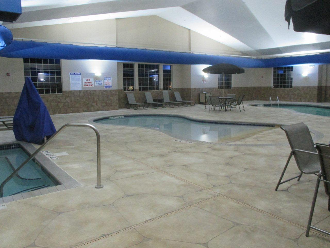 Pool - Best Western Plus Blaine Hotel National Sports Center