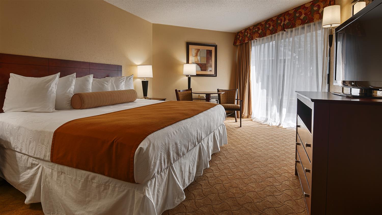 Room - Best Western Oak Manor Motel Biloxi