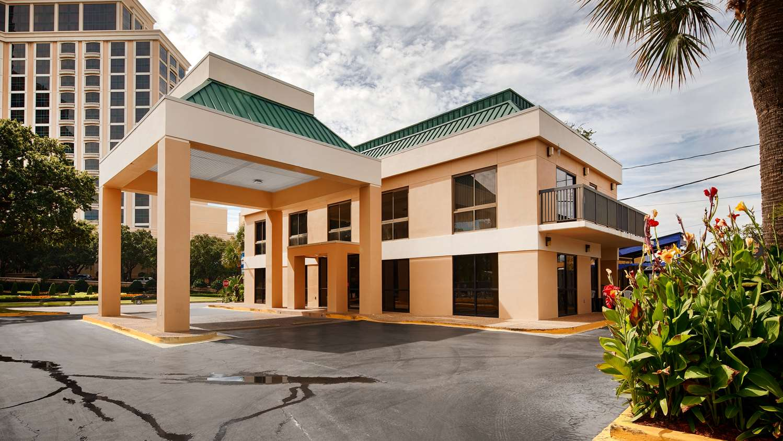 Exterior view - Best Western Oak Manor Motel Biloxi