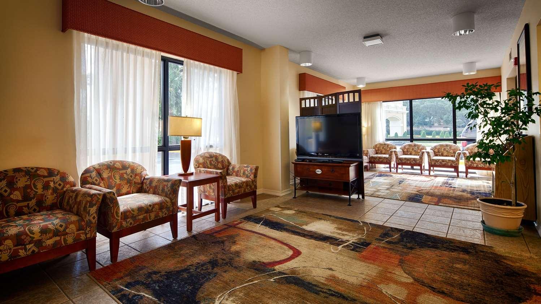 Lobby - Best Western Oak Manor Motel Biloxi