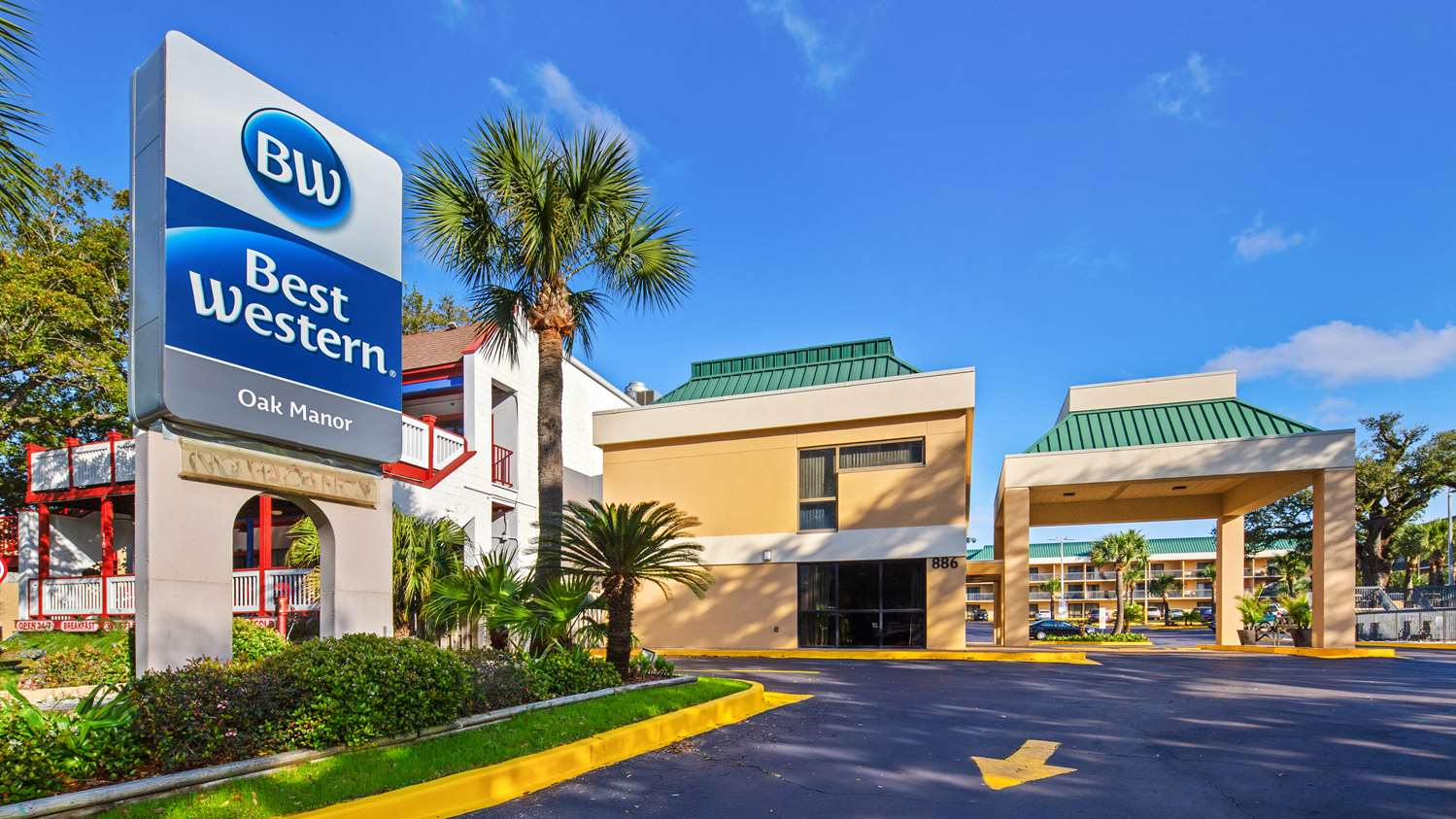 Best Western Oak Manor Motel Biloxi Ms See Discounts