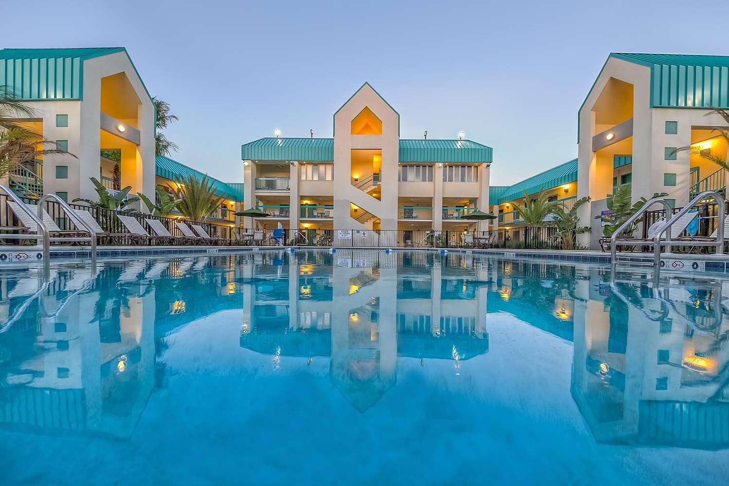 Pool Best Western Seaway Inn Gulfport