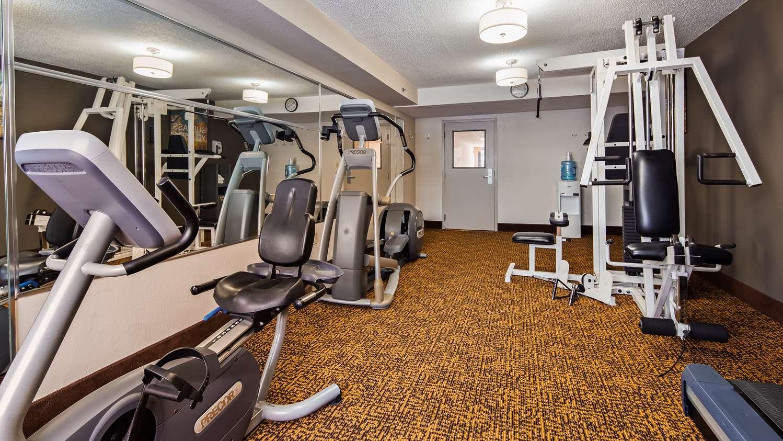Fitness/ Exercise Room - Best Western Plus Cypress Creek Hotel Ocean Springs
