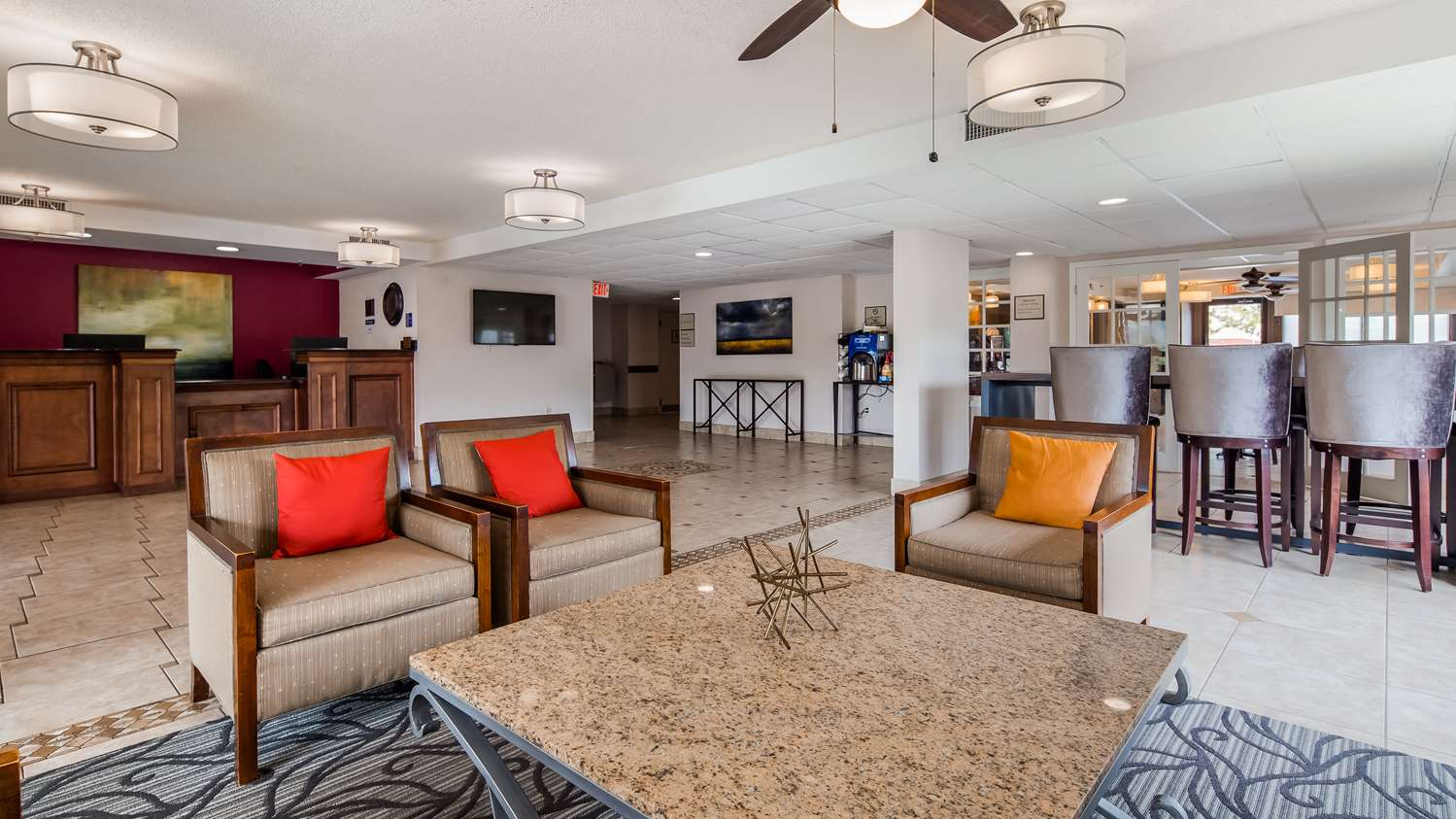 Lobby - Best Western Plus Cypress Creek Hotel Ocean Springs