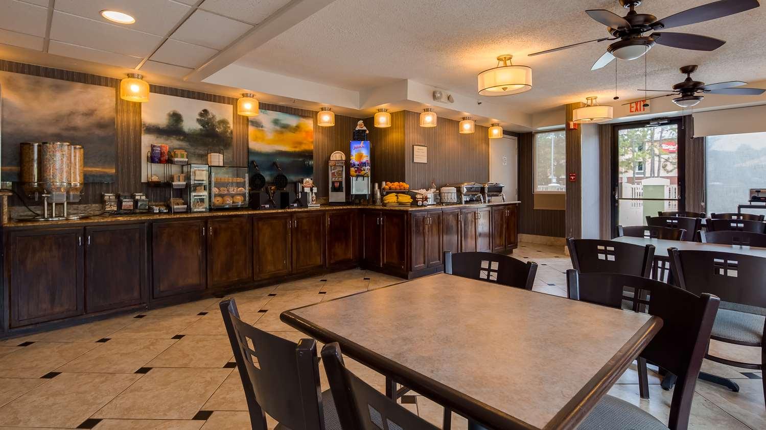 Restaurant - Best Western Plus Cypress Creek Hotel Ocean Springs