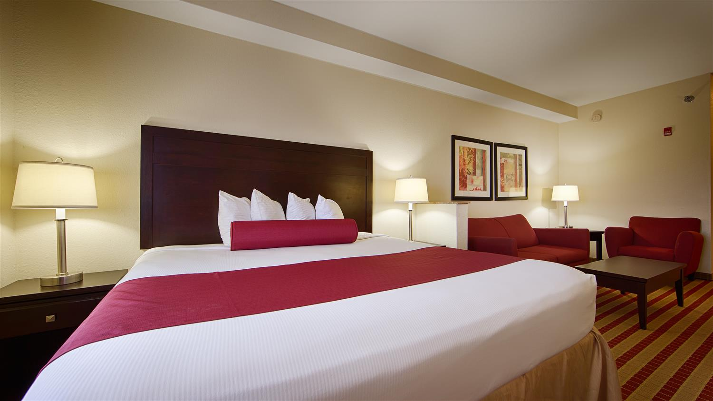 Room - Best Western Plus Olive Branch Hotel & Suites