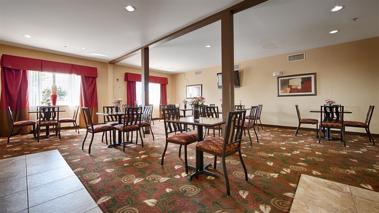 Restaurant - Best Western Plus Olive Branch Hotel & Suites