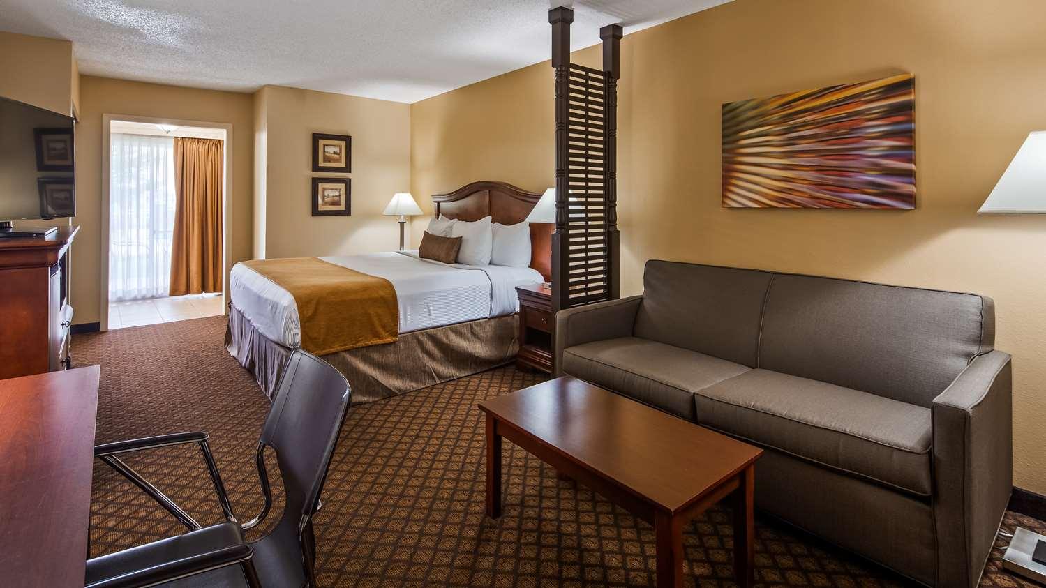 Suite - Best Western Coach House Inn Springfield