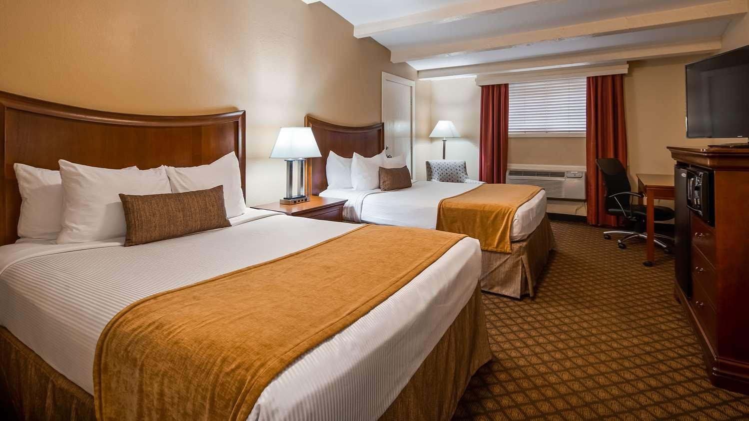 Room - Best Western Coach House Inn Springfield