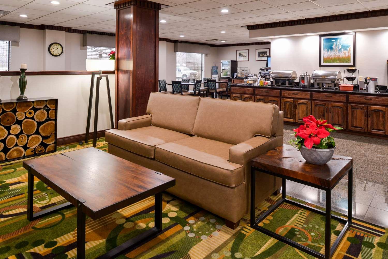 Lobby - Best Western Big Spring Lodge Neosho