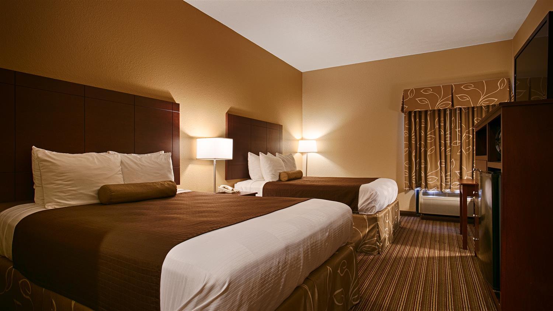Room - Best Western Plus Springfield Airport Inn