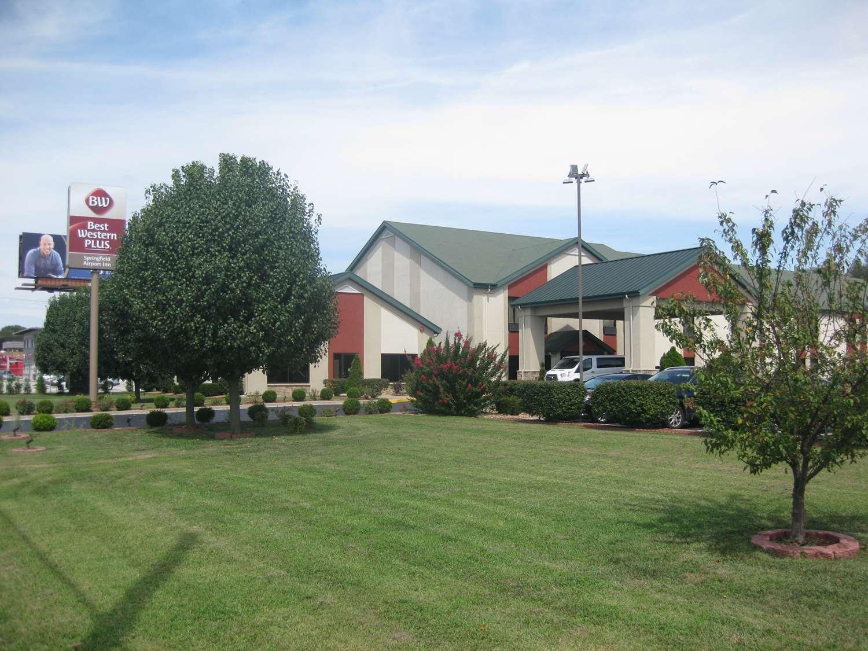 Exterior view - Best Western Plus Springfield Airport Inn