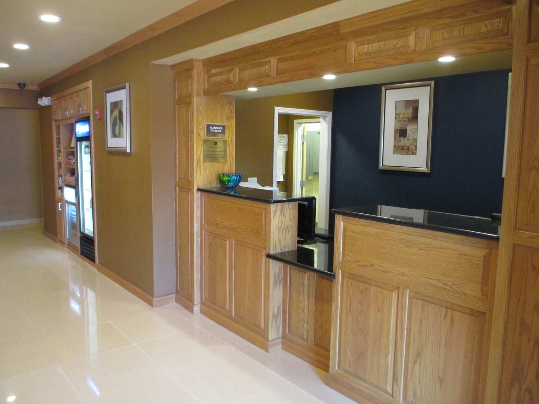 Lobby - Best Western Plus Columbia Inn