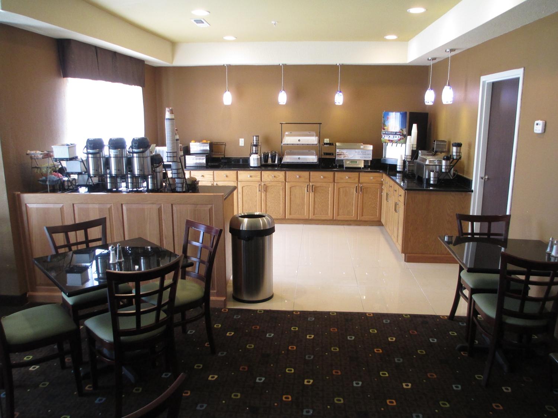Restaurant - Best Western Plus Columbia Inn