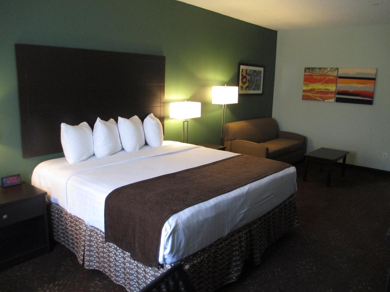 Room - Best Western Plus Columbia Inn