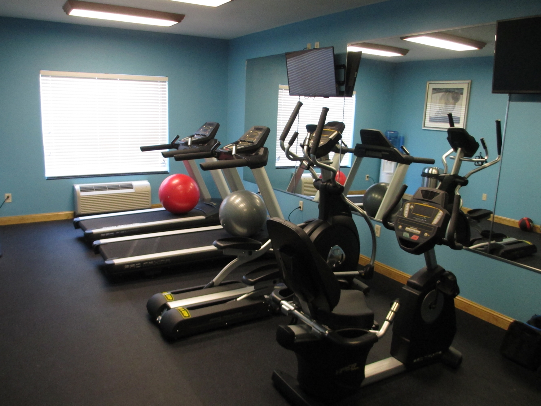 Fitness/ Exercise Room - Best Western Plus Columbia Inn