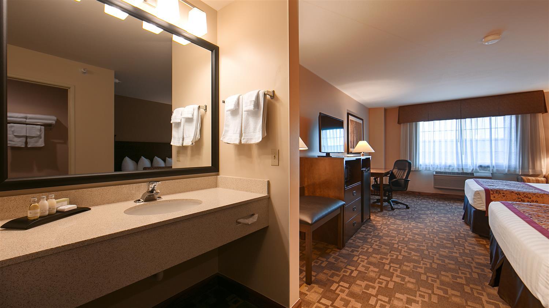 Room - Best Western Desert Inn West Yellowstone