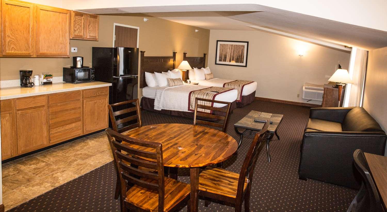 Bar - Best Western Desert Inn West Yellowstone