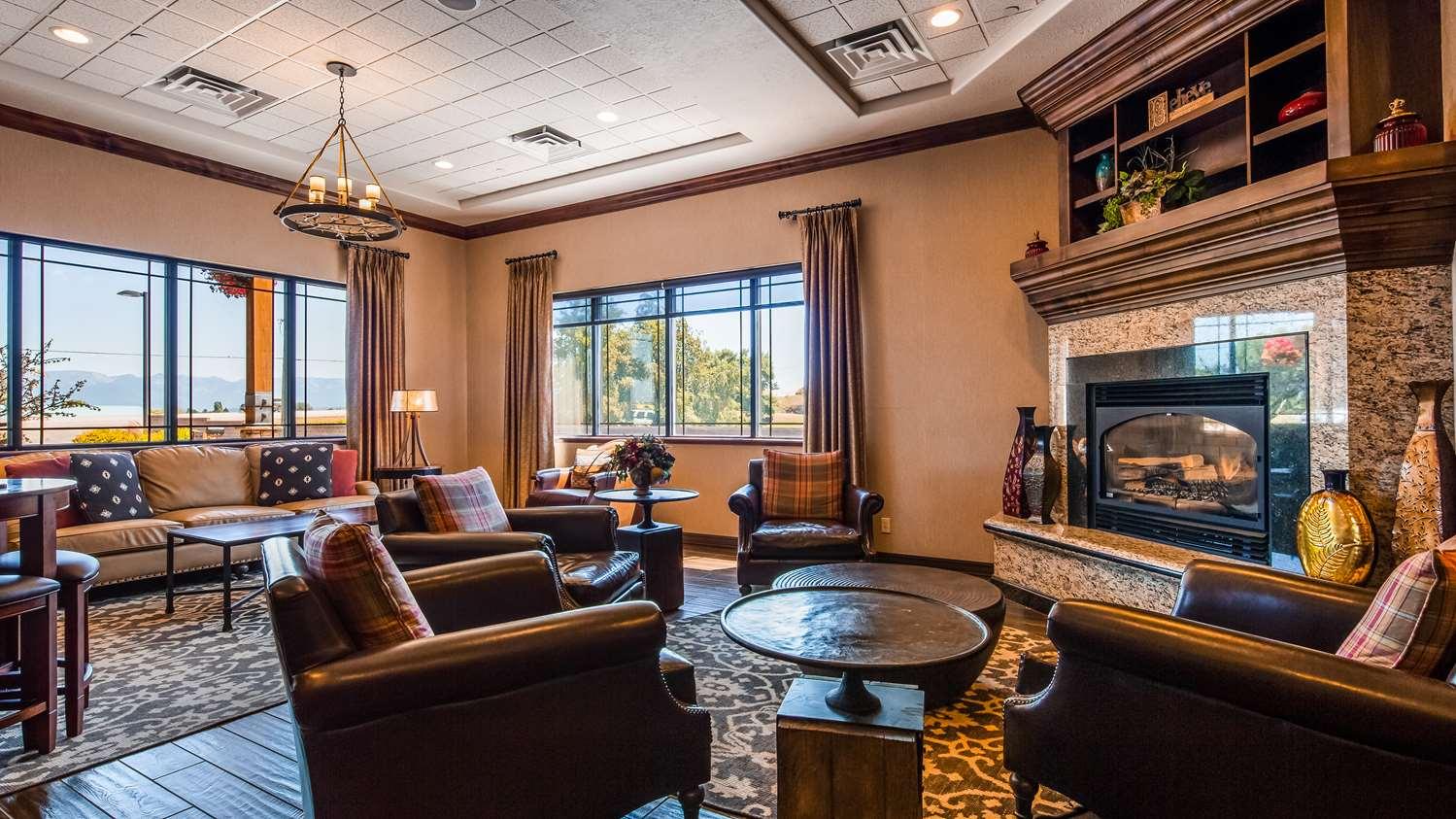 Best Western Plus Flathead Lake Inn & Suites Kalispell, MT - See ...