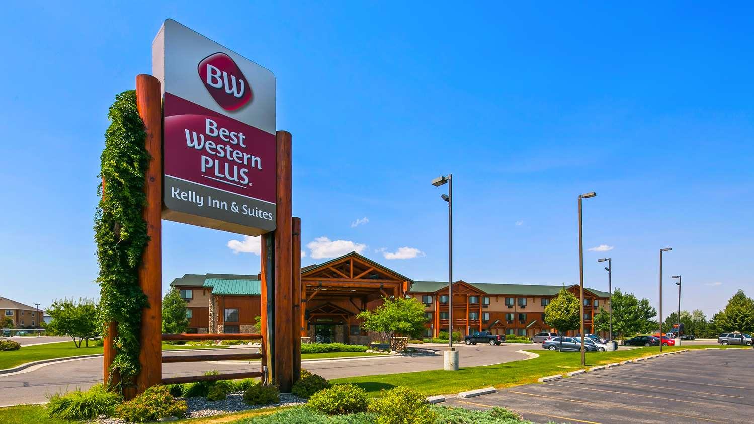 Exterior view - Best Western Plus Kelly Inn & Suites Billings