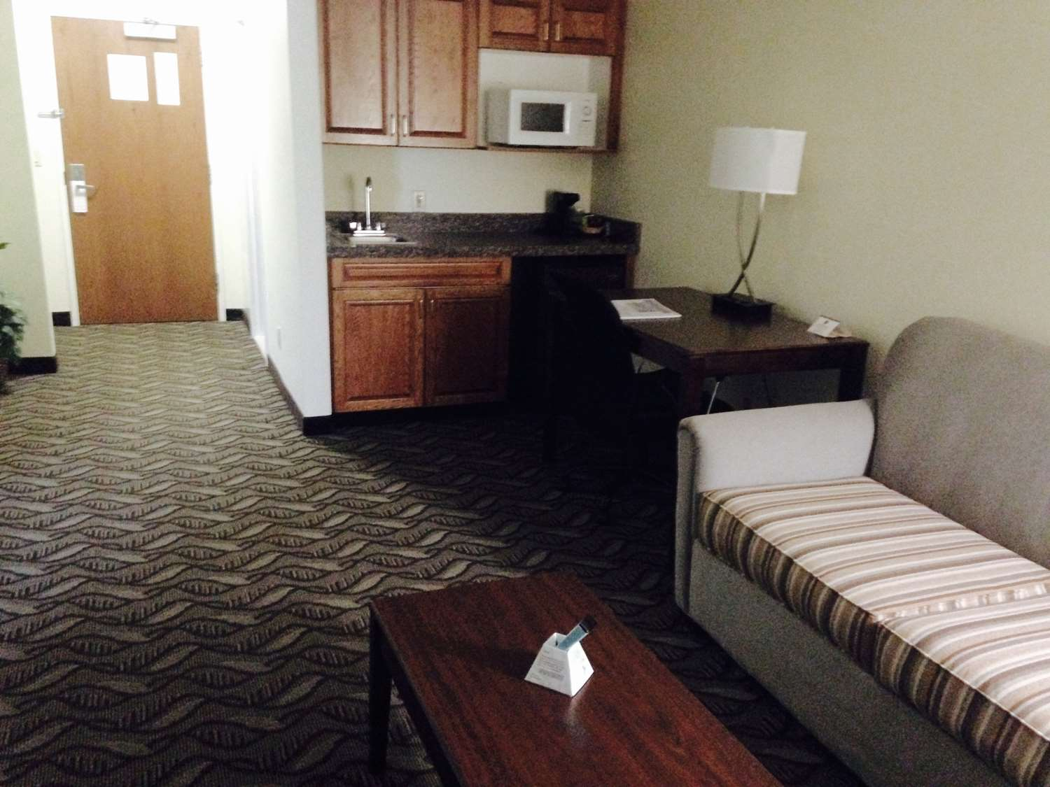 Suite - Best Western Inn Nebraska City