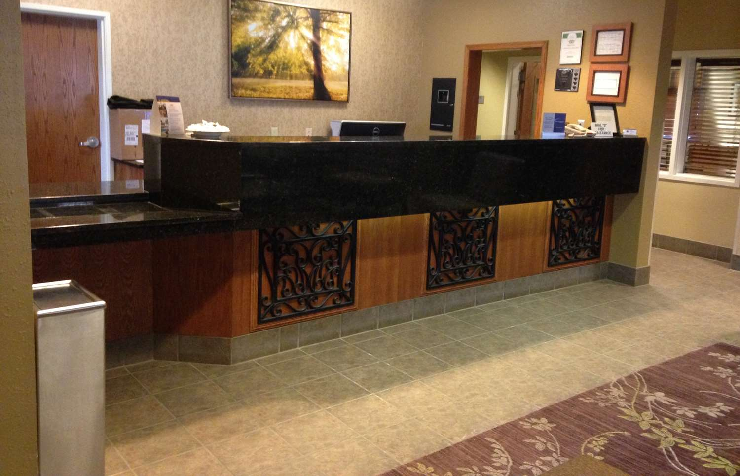 Lobby - Best Western Inn Nebraska City