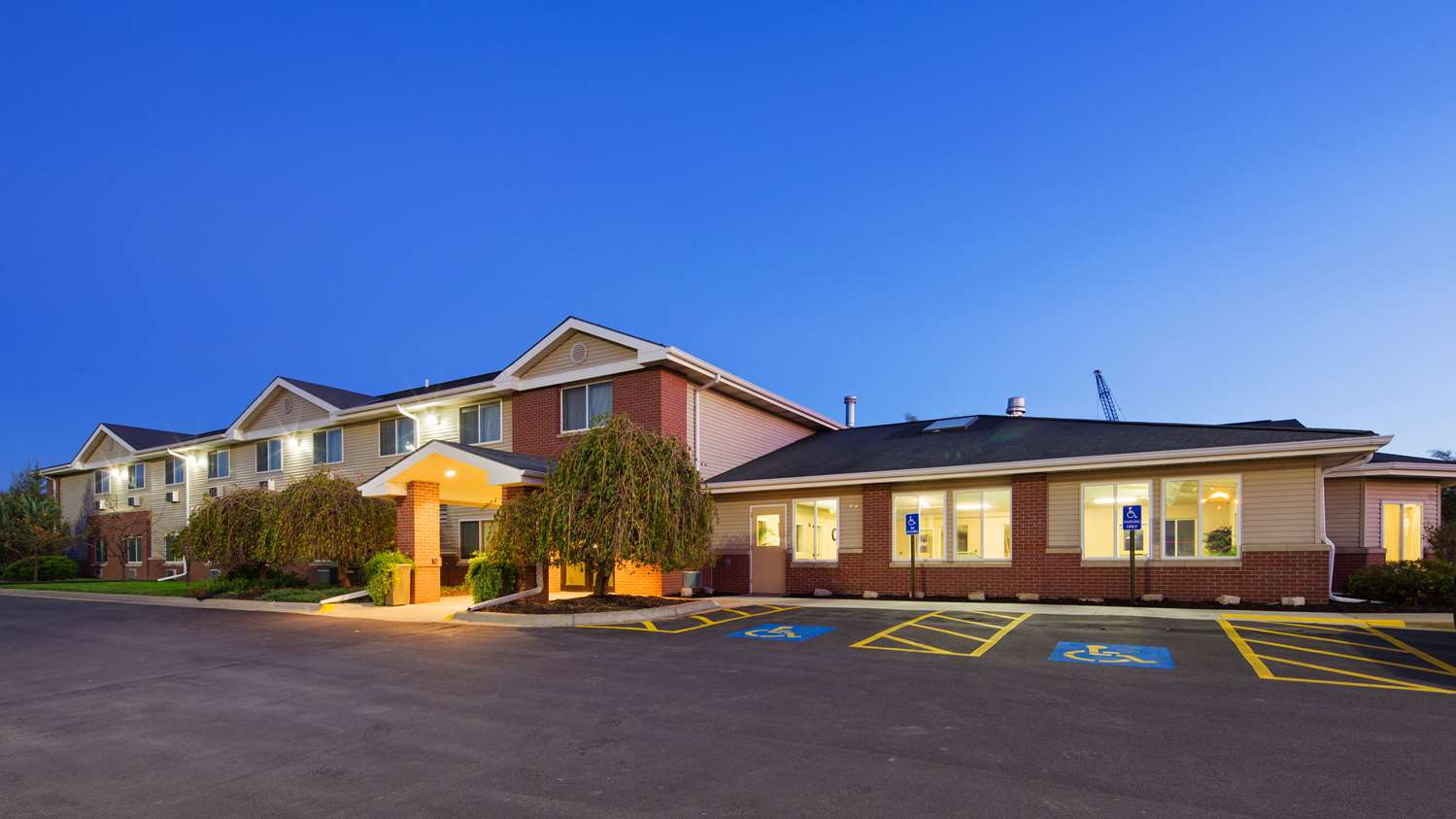 Exterior view - Best Western Inn Nebraska City