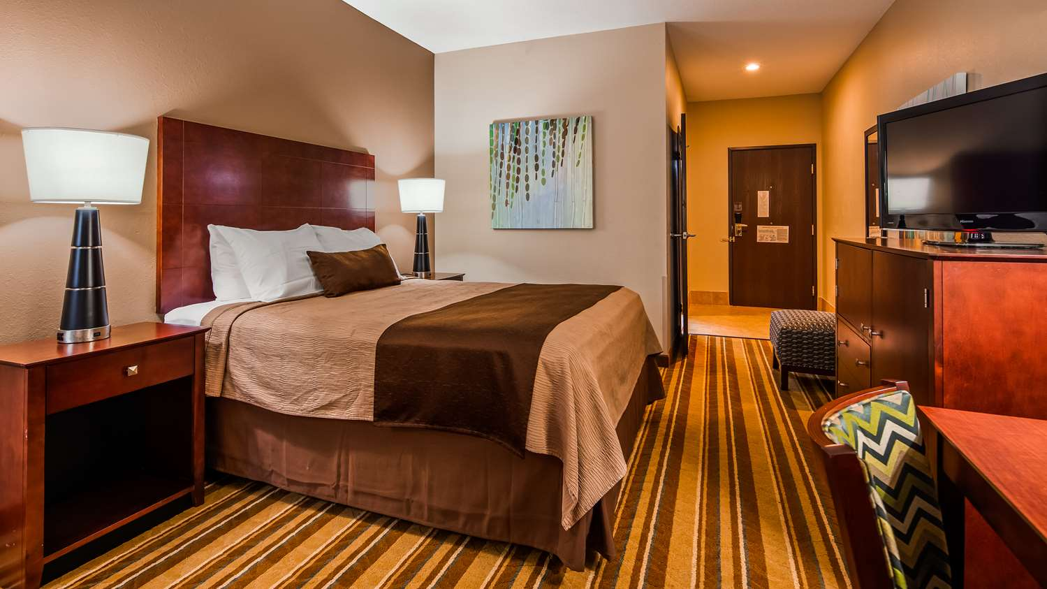 Room - Best Western Old Mill Inn Omaha