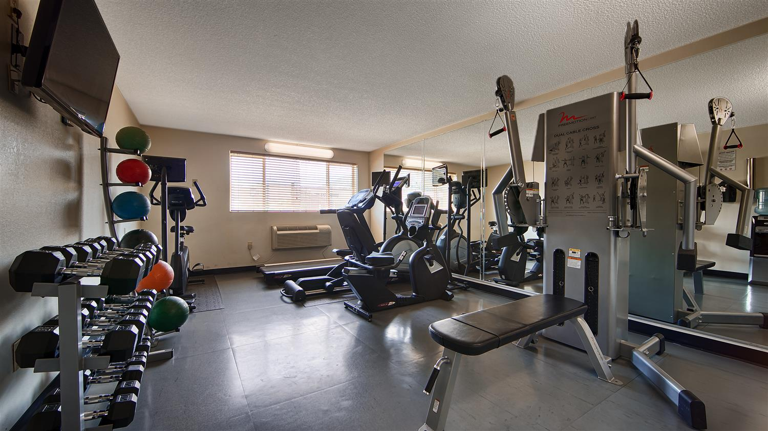 Fitness/ Exercise Room - Best Western Hi-Desert Inn Tonopah
