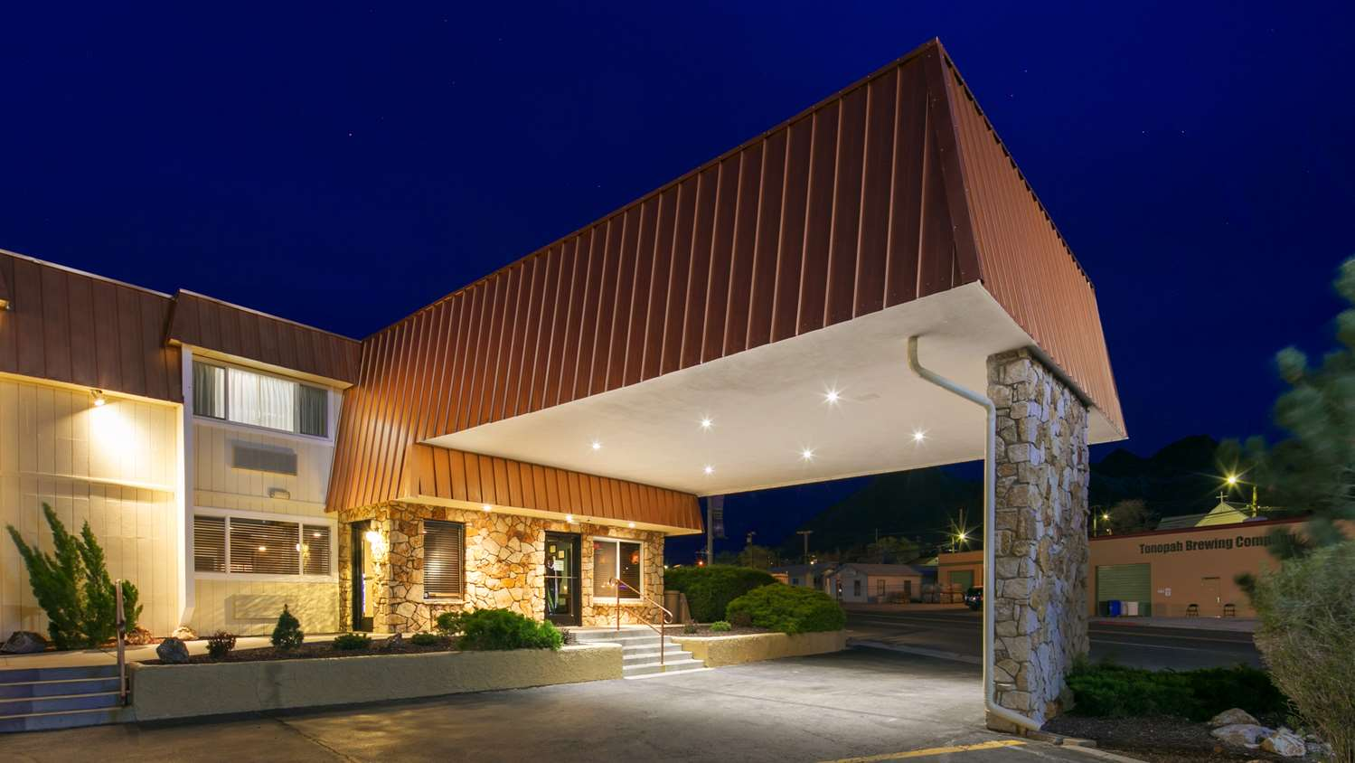Exterior view - Best Western Hi-Desert Inn Tonopah