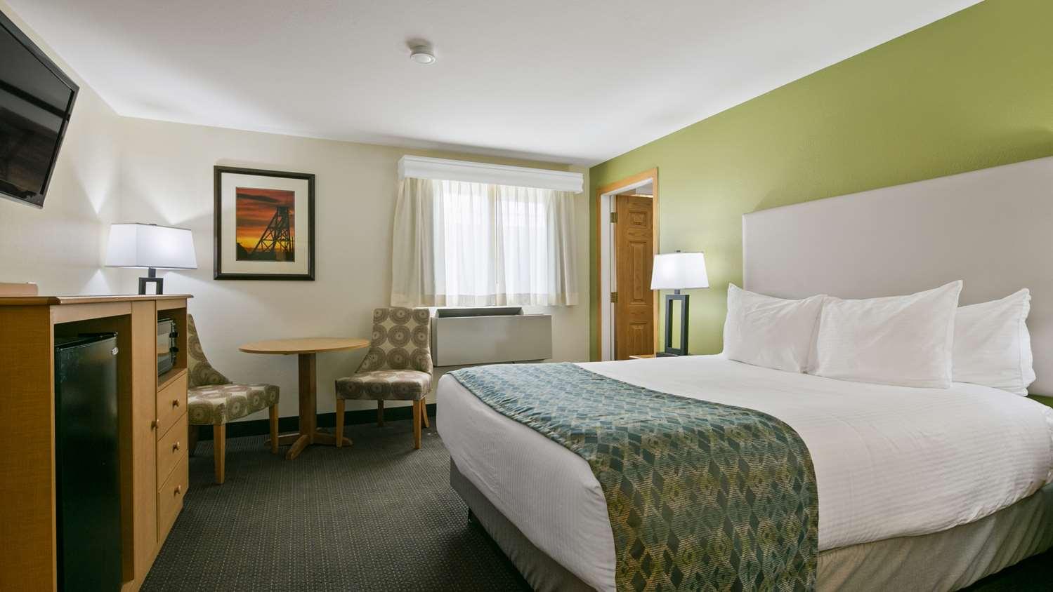 Room - Best Western Hi-Desert Inn Tonopah