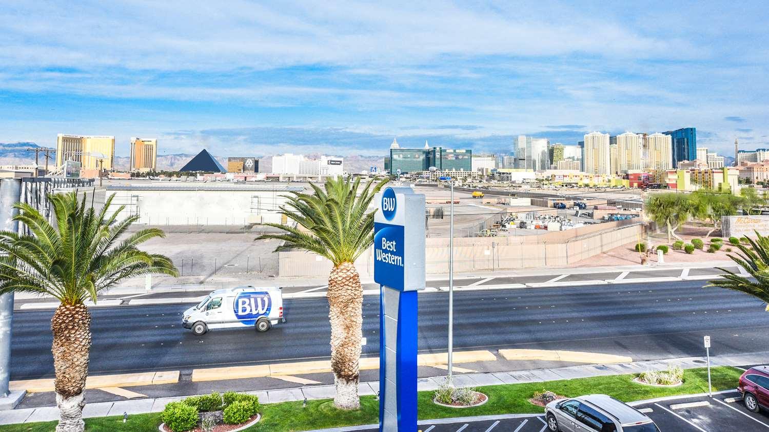 Exterior view - Best Western McCarran Inn Las Vegas