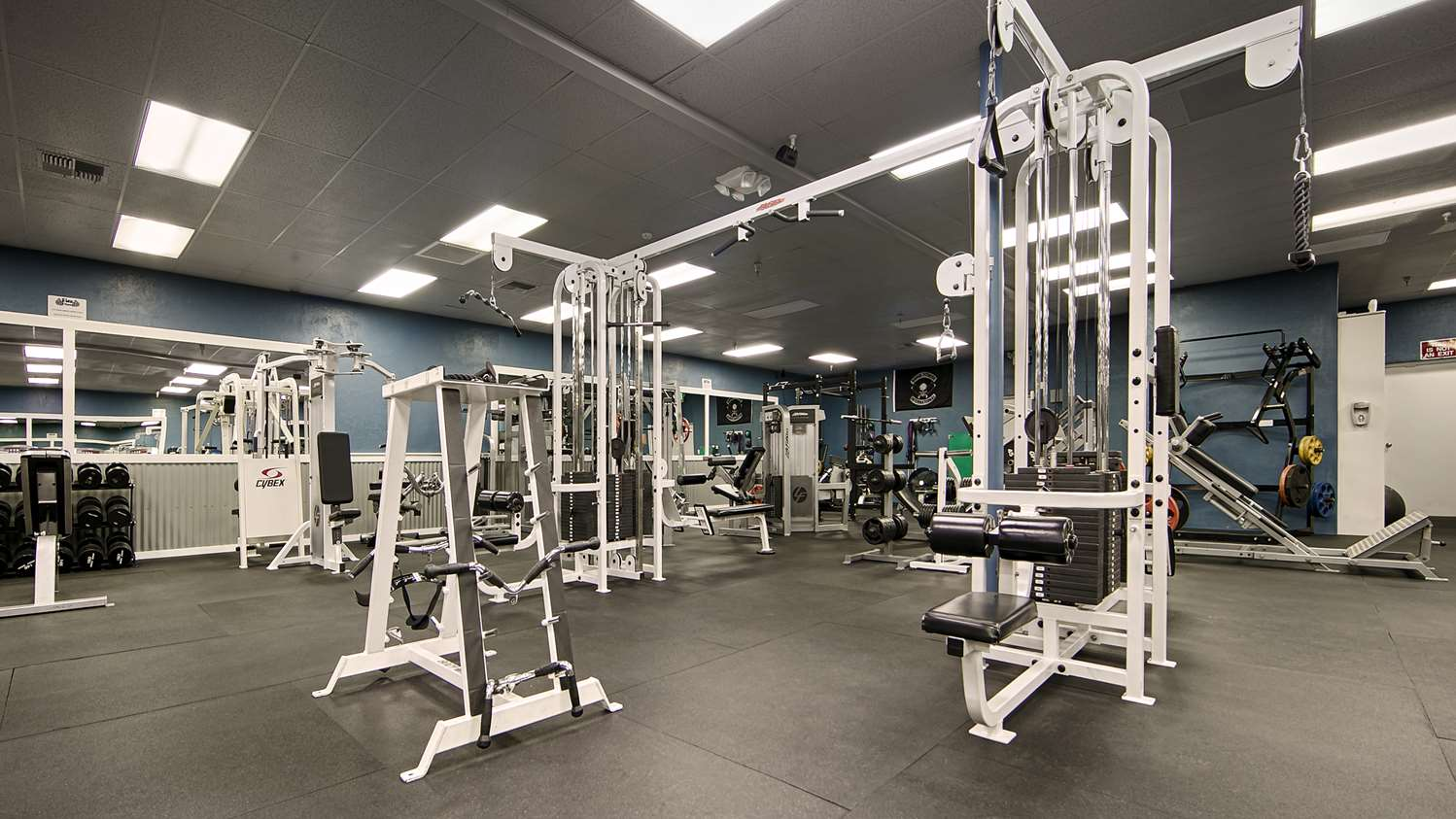 Fitness/ Exercise Room - Best Western Plus Gold Country Inn Winnemucca