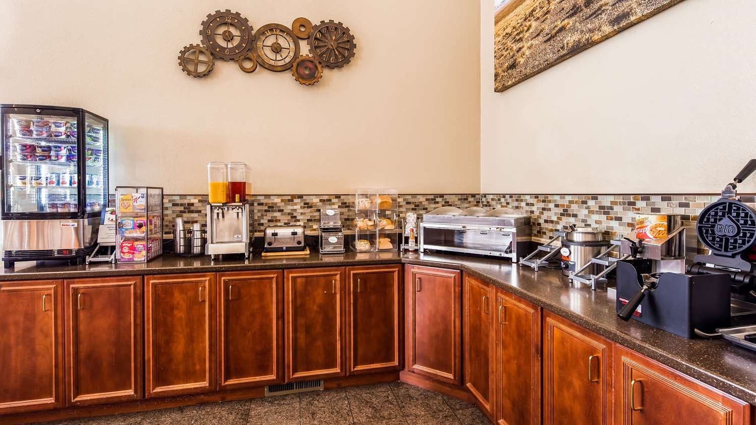 Restaurant - Best Western Plus Gold Country Inn Winnemucca