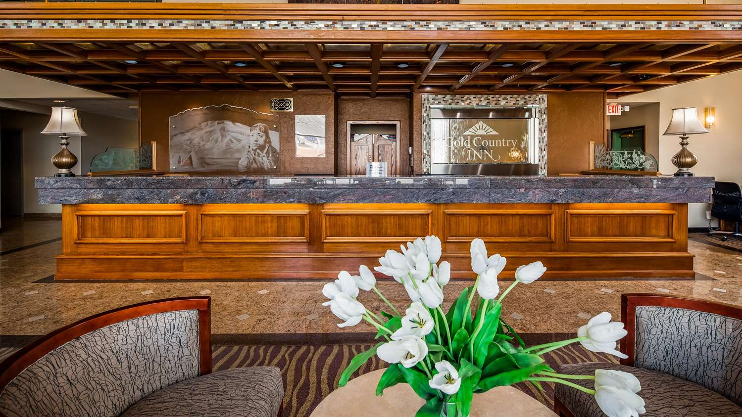 Lobby - Best Western Plus Gold Country Inn Winnemucca