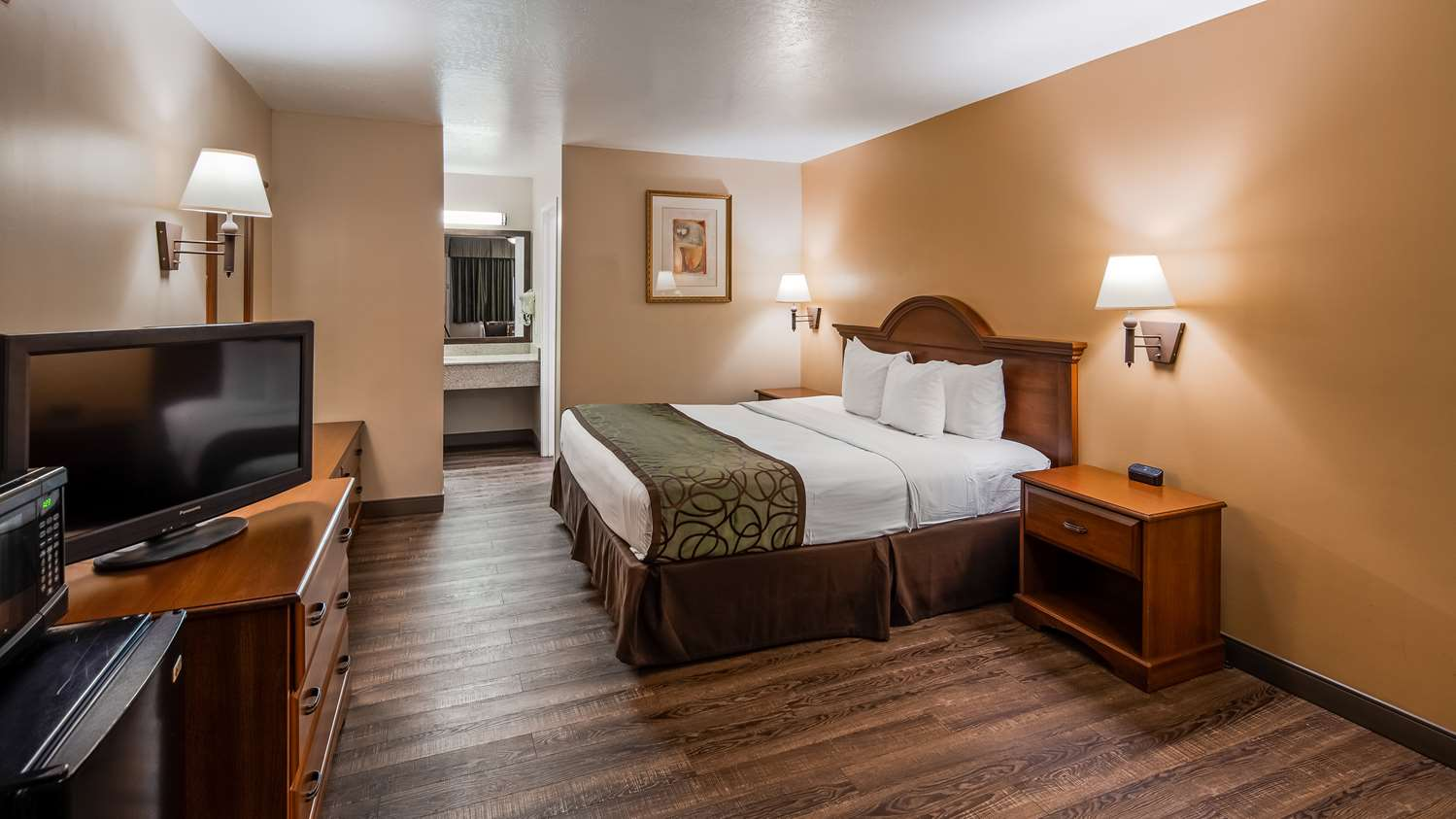Room - Best Western Fernley Inn