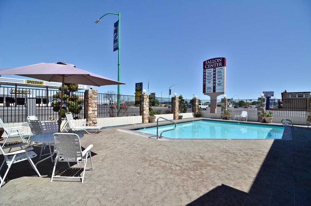 Pool - Best Western Fallon Inn & Suites