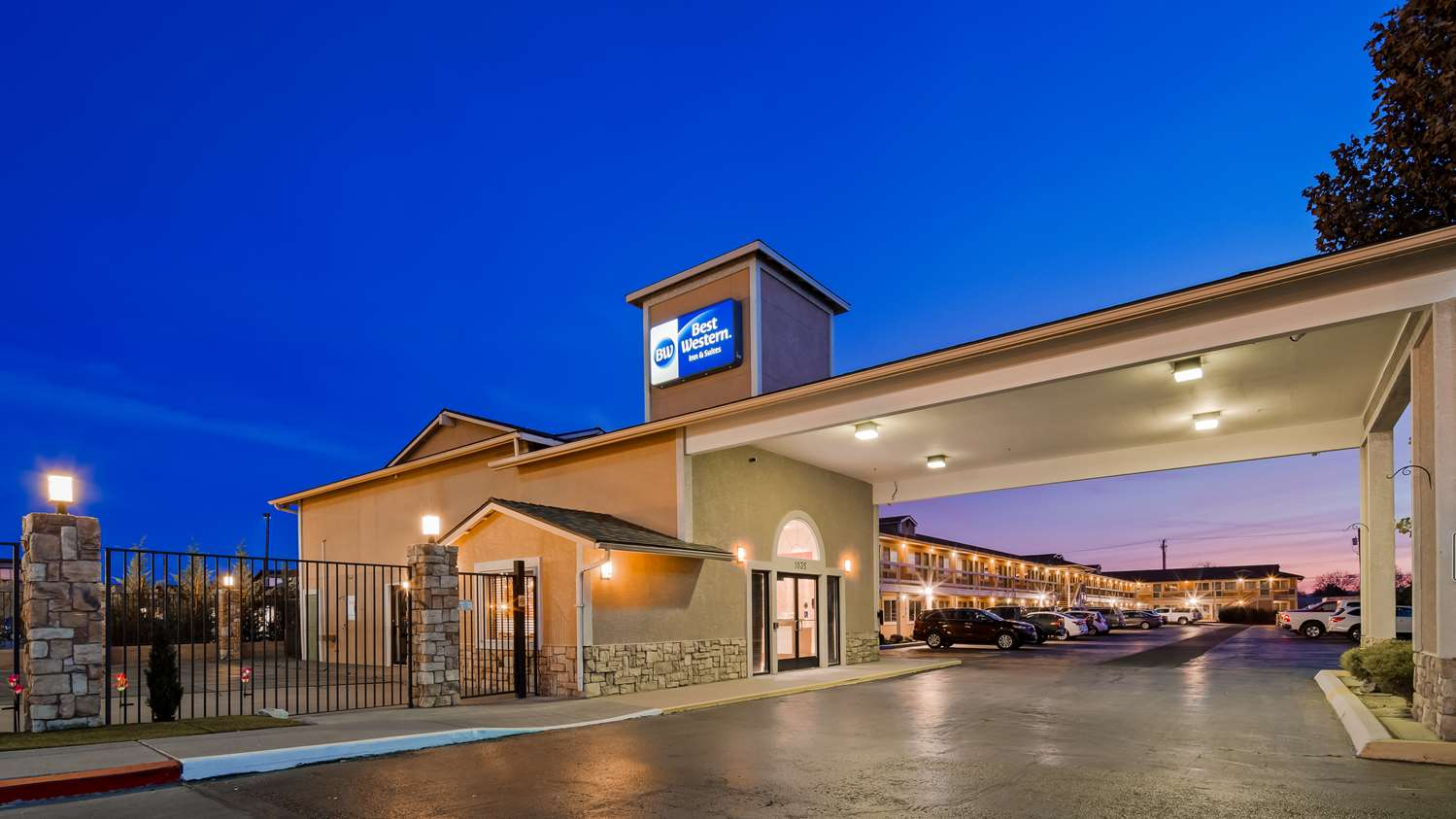 Exterior view - Best Western Fallon Inn & Suites