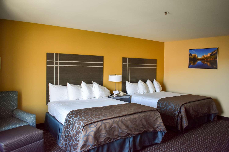Room - Best Western Topaz Lake Inn