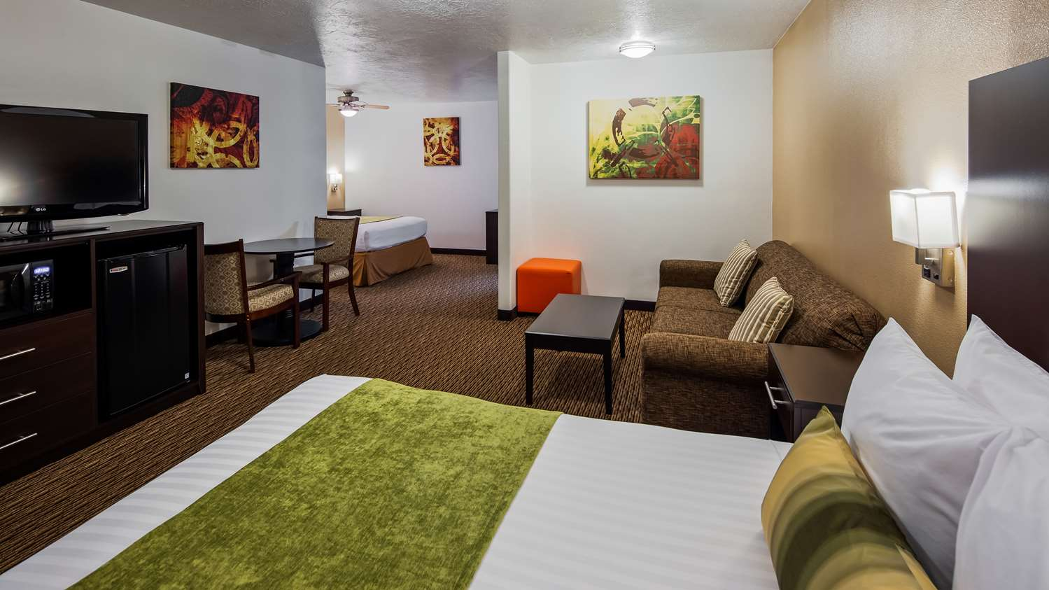 Suite - Best Western Mesquite Inn