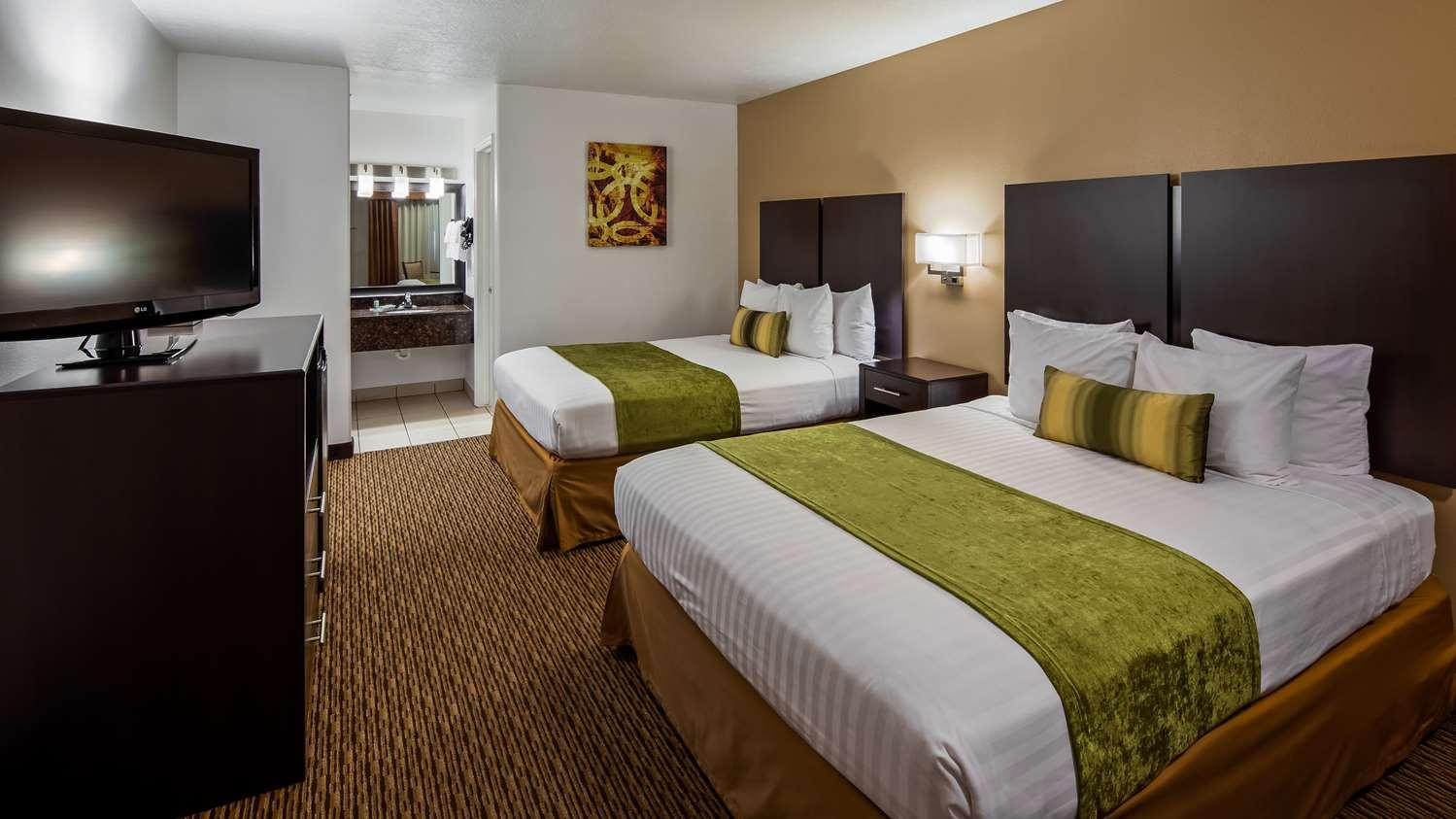 Room - Best Western Mesquite Inn