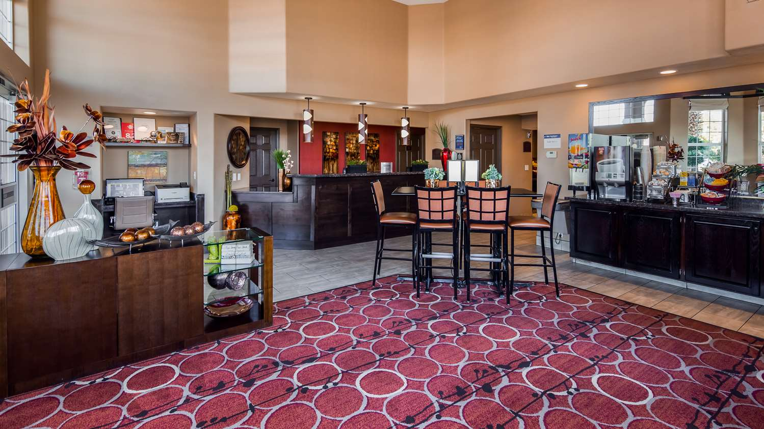 Lobby - Best Western Mesquite Inn