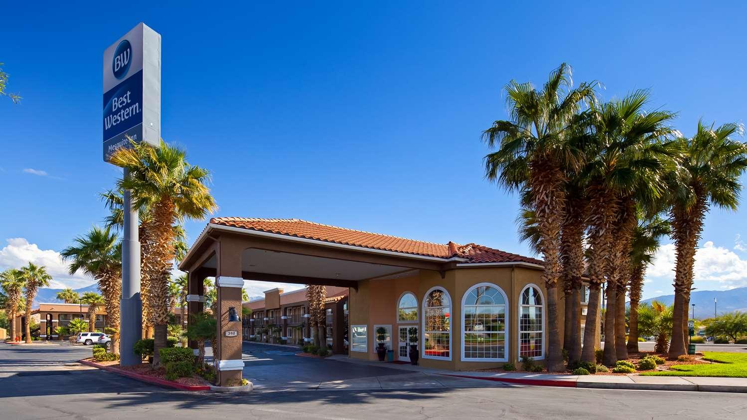 Exterior view - Best Western Mesquite Inn