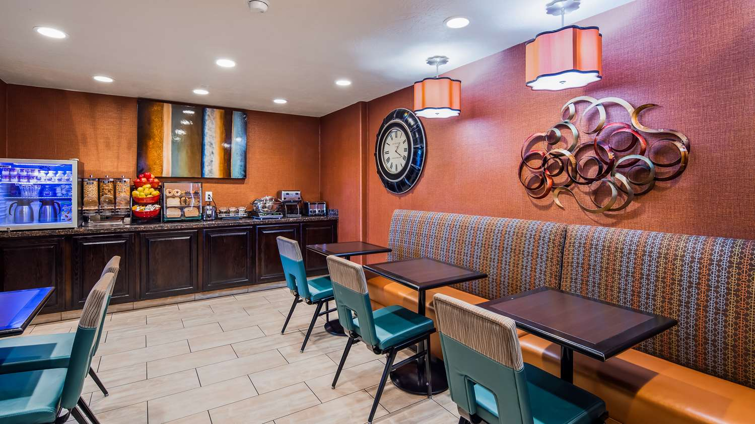 Restaurant - Best Western Mesquite Inn